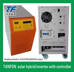 7kw 7000W Pure Sine Wave Power Inverter DC AC off Grid PV Inverter pictures & photos
