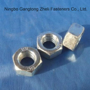 Free Sample Grade 8 ISO4032 Heavy Hex Nuts pictures & photos