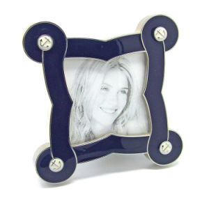 Creative Wedding Gift Metal Photo Frame (Hx-1843) pictures & photos