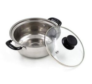 Stainless Steel Saucepot Casserole Single Pot pictures & photos