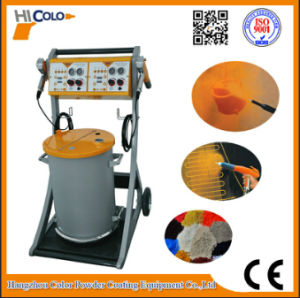 Electrostatic Manual Powder Coating Control Unit Colo-800d pictures & photos