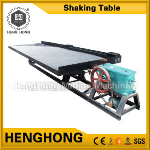 Mining Equipment Gravity Separation 6s Gold Shaking Table pictures & photos