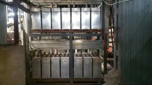 Shanghai Zhaoli 12 Tons of New Energy Saving Intermediate Frequency Furnace pictures & photos