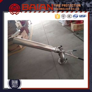 Stainless Steel Material Resettable Fire Fighting Water Foam Monitor pictures & photos