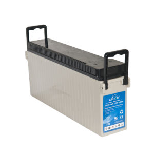 Front Terminal Deep Cycle Lead Acid Battery for Telecom 12V 100ah pictures & photos
