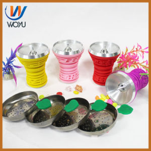 Music Note Silicone Carbon Bowl Charcoal Bowl Shisha Sisha Nargile pictures & photos