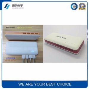 Portable Mobile Power Bank 20000 Ma Power Bank Mobile Phone Universal Solar Charger pictures & photos