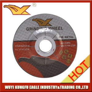 4.5′′ Flexible Depressed Center Dics&Grinding Wheel for Metal pictures & photos