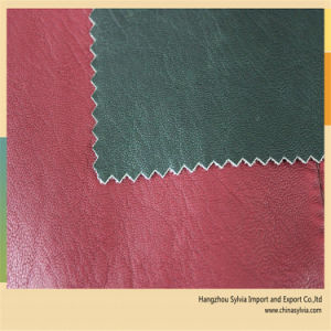 Soft Feeling Top Grade Garment Leather pictures & photos