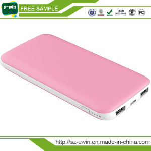 2017 Factory Cheap Price OEM Portable 1000mAh Power Bank pictures & photos