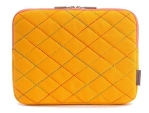 Laptop Tablet Computer Neoprene Carry Fashion Yellow Popular Function 10′′ Laptop iPad Case pictures & photos