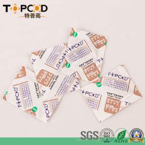3G Silica Gel Desiccant with Plastic Bag Packing pictures & photos