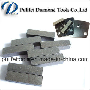 Block Shape Diamond Grinding Segment for Concrete Floor Grinding