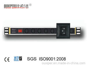 Cabinet Installation Intelligent Ice C13 Output Socket Switch pictures & photos