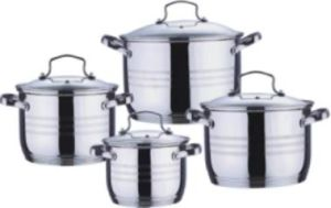 8 Sets of Stainless Steel Cookware Set pictures & photos