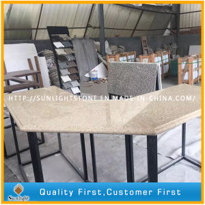 Yellow Rust G682 Granite Stone Vanity Tops for Bar, Bathroom, Island pictures & photos