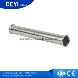 Sanitary Stainless Steel Ferrule Pipe Spool (DY-P02) pictures & photos