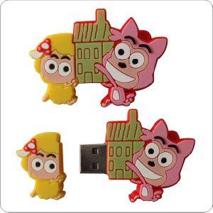 Truck Shape USB Flash Drive Plastic USB Pen Drive pictures & photos