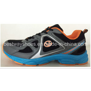 Running Shoes Men Shoes with EVA Outsole Sports Shoes pictures & photos