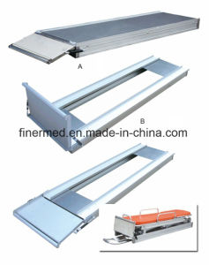 Aluminum Alloy Ambulance Stretcher Platform pictures & photos