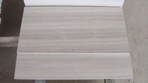 White/Grey Wooden Marble Grain Tiles for Wall Cladding/Flooring pictures & photos