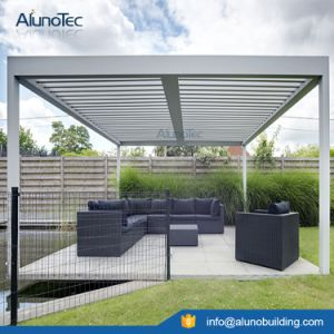 Outdoor Aluminum Awning Blade Roof Pergola pictures & photos