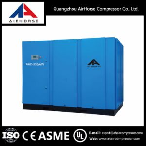 Airhorse Direct-Connected High Quality Screw Air Compressor 220HP Ce pictures & photos