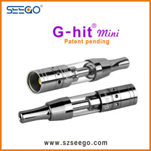 510 Thread Seego G-Hit Mini Clearomizer with No Burning Taste pictures & photos