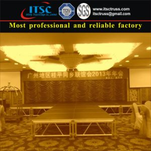 Aluminum Mobile Stages in Hotel Catwalk Show Events pictures & photos