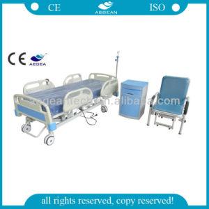 AG-Bm003 Nursing Electric Sick Hospital Patient Bed pictures & photos