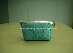 Best Quality PU Cosmetic Bag Makeup Bag for Promotion pictures & photos