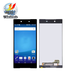 Original LCD for Sony Xperia Z5 E6603 E6633 E6653 Pantalla Completa Original LCD Tactil Negra pictures & photos
