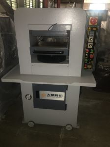 Ds-609 Perforating & Embossing Machine for Leather pictures & photos