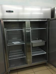 Restaurant Kitchen Refrigerator china stainless steel commercial restaurant kitchen refrigerator