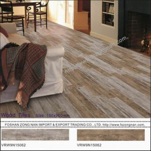 Classical Wood Ceramic Floor Tile (VRW9N15155, 150X900mm) pictures & photos