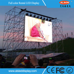 Outdoor P3.91 High Definition LED TV for Live Show pictures & photos