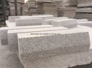 Honed G682/Golden Leaf Granite Kerbstone/Curbstone for Pathway pictures & photos