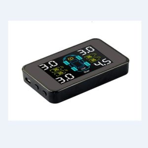 Solar Wireless Tire Pressure Monitoring System with 4PCS Internal Sensor pictures & photos