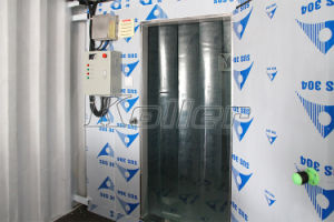 3 Tons Containerized Block Ice Machine with Cold Room for Hot Area pictures & photos