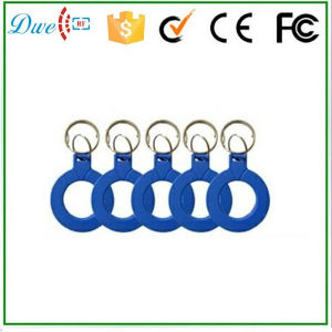 13.56MHz ISO14443A Mf ABS Tags Keychain pictures & photos