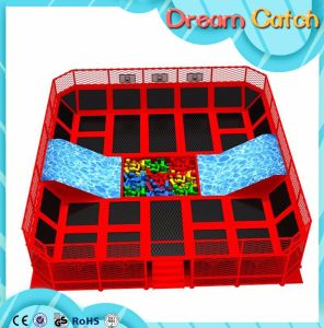 Factory Price for The Kids Soft Indoor Bungee Trampoline pictures & photos