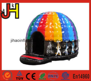 Hot Cheap Inflatable Disco Dome, Inflatable Jumping Bouncer pictures & photos