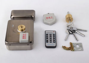 High Quality Smart Access Remote Control Lock for Gate pictures & photos
