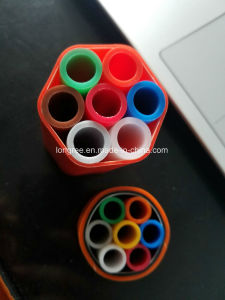 Plastic Pipe Silicon Core Cluster Tube Machine pictures & photos
