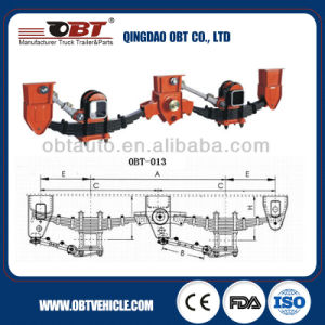Obt Trailer Truck Suspension Parts Leaf Spring pictures & photos