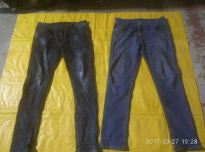 High Quality Jeans Pants Mens Unsorted Original Used Clothes Bales, Australia Style Used Clothing Supplier pictures & photos