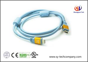 HDMI with Shielding Cable pictures & photos