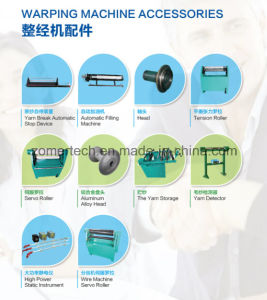 Tension Roller of Warping Machine Accessories/Spare Parts pictures & photos