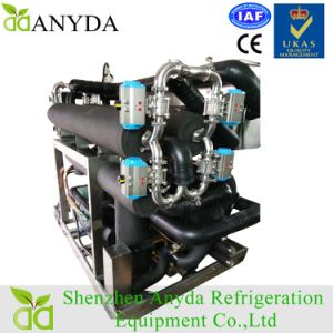 Customized Water Cooled Low Temperature Reciprocating Chiller pictures & photos