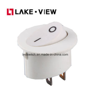 KCD Power Rocker Switch with Lamp for Instrument and Electronic Equipments pictures & photos